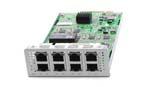 Meraki 8 x 1 GbE SFP Interface Module for MX400 and MX600