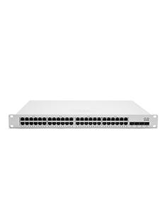 Meraki MS350-48LP L3 Stck Cld-Mngd 48x GigE 370W PoE Switch